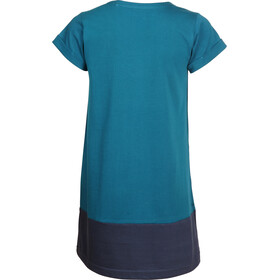 Elkline Fruity Dress Girls bluecoral/darkblue